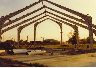 Sanctuary Construction 1983 08